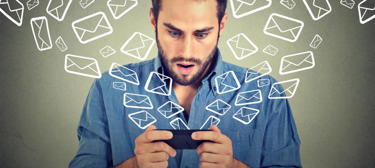mailbox organiseren